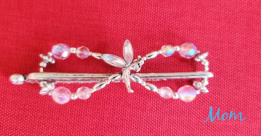 fairy hair clip