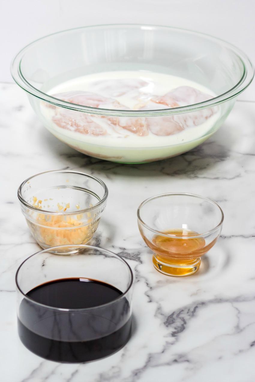 Balsamic Glazed Chicken Breasts process