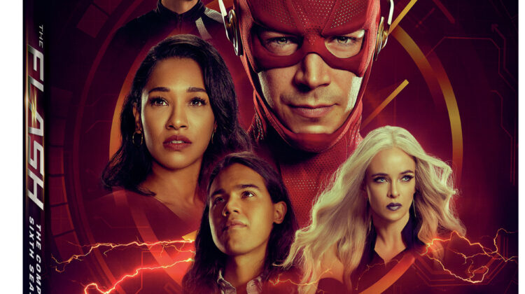 THE FLASH: THE COMPLETE SIXTH SEASON on DVD 8/25