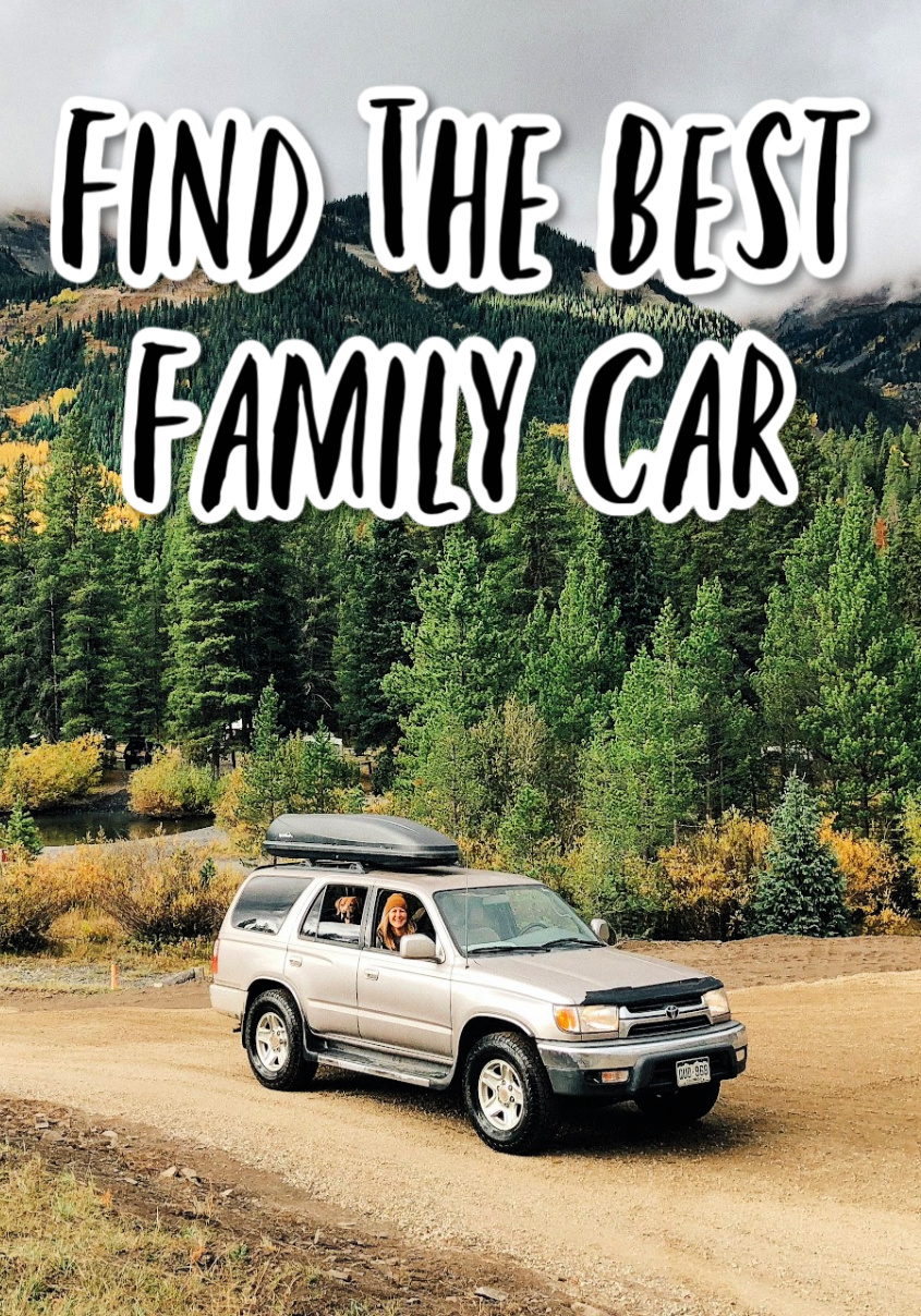 Which Car is Best to Buy for a Family?