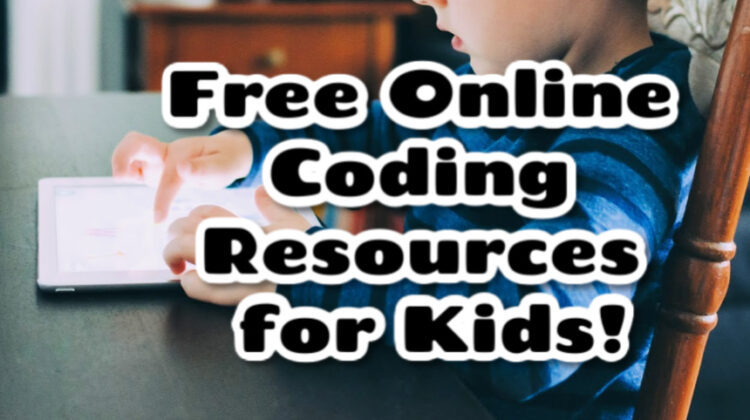 Free Online Coding Resources for Kids!