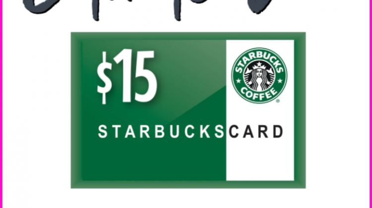 #Win $15 Starbucks GC or PayPal Cash! #mothersday