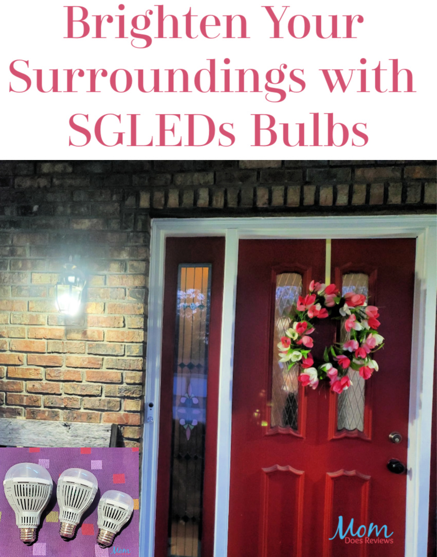 Brighten Your Surroundings with SGLEDs Bulbs
