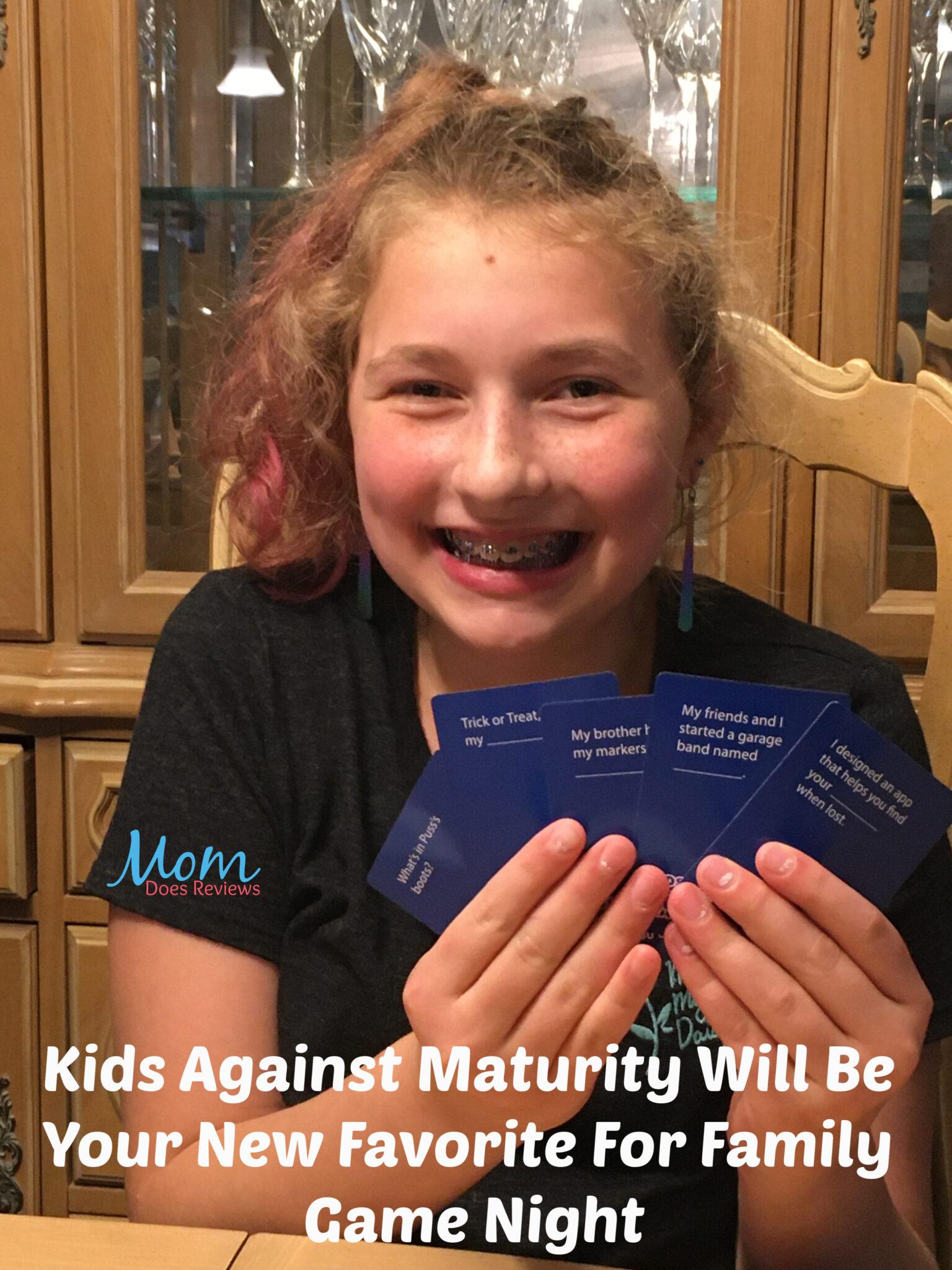 kids against maturity winner