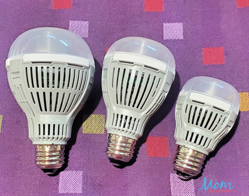 SGLED Bulbs set