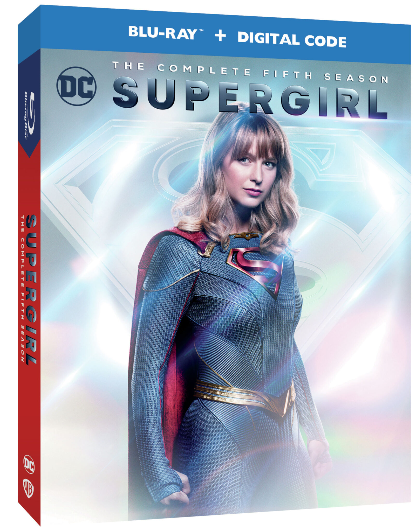 Supergirl: The Complete Fifth Season on DVD 9/8!