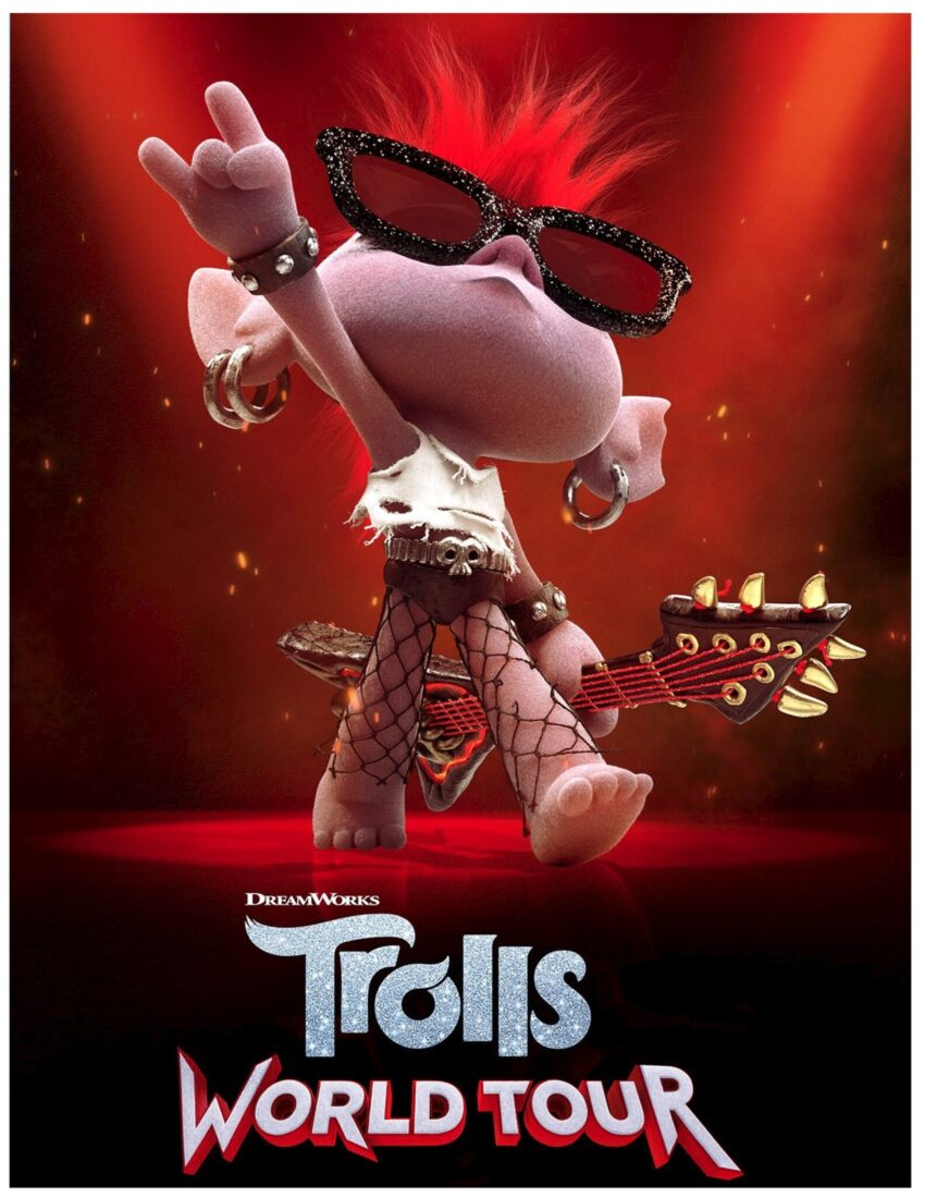 TROLLS WORLD TOUR arrives on Digital 6/23 & on DVD 7/7, Printables, Games and MORE! #TrollsWorldTour