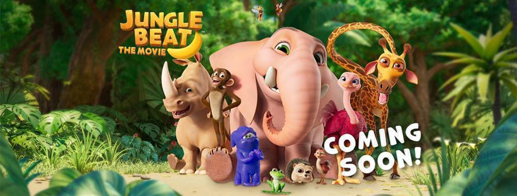 Join us for JUNGLE BEAT THE MOVIE Watch Party June 26th at 7p est! #JungleBeatTheMovie