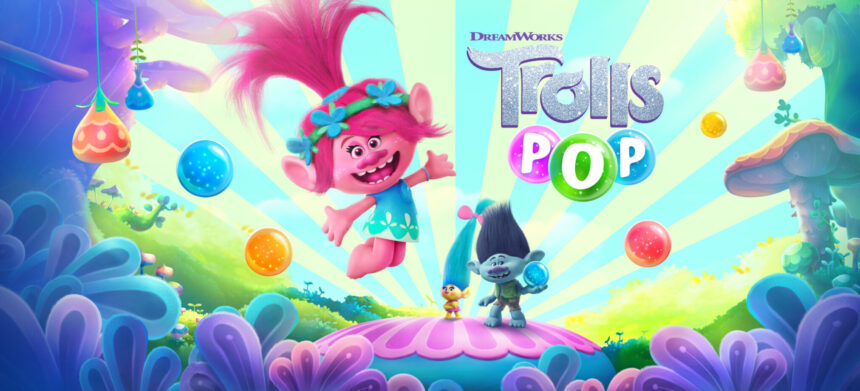 Trolls Pop Game