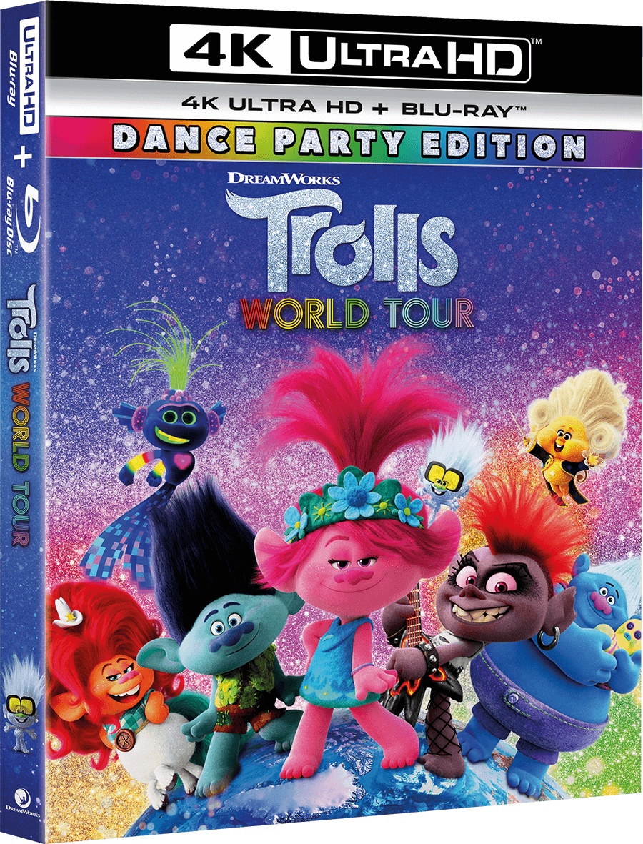 TROLLS WORLD TOUR arrives on Digital 6/23 and on DVD 7/7 #TrollsWorldTour