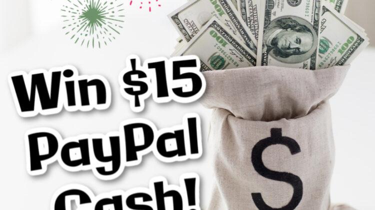 #Win $15 PayPal Cash, WW, ends 7/28 #SummerGiveaways