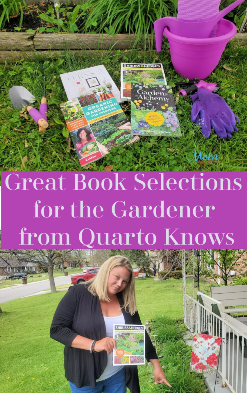Book Selections for the Gardener from Quarto Knows