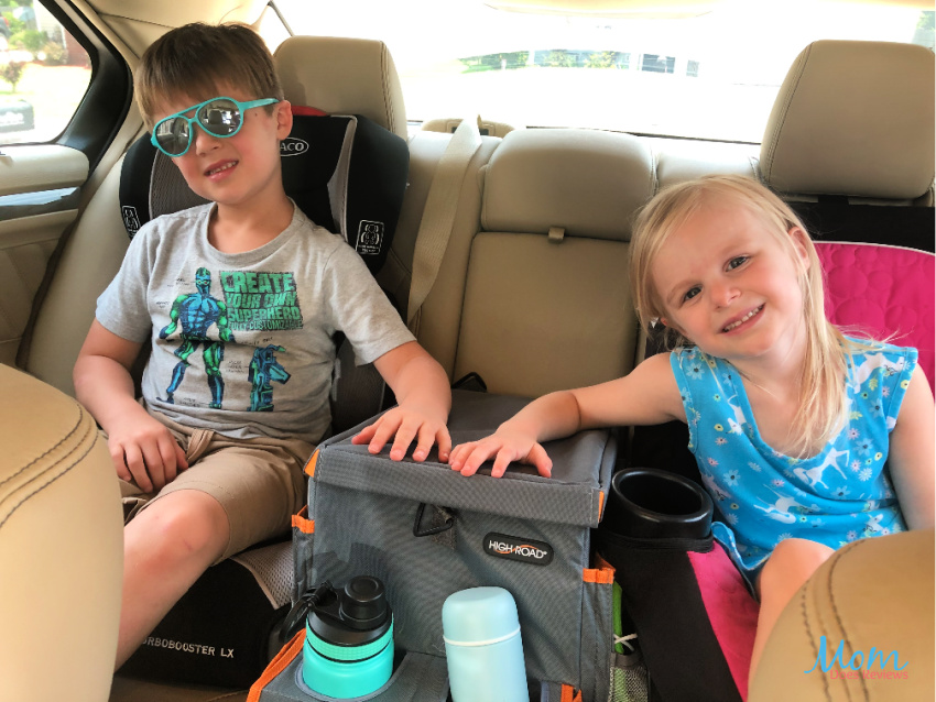 Outfit Your Car For Summer Road Trips With High Road Organizers