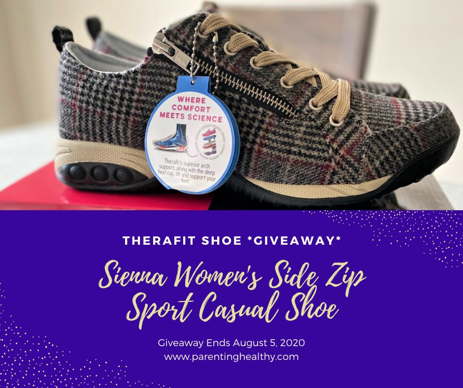 #Win Therafit Sienna Shoes ($129 arv). US, ends 8/8
