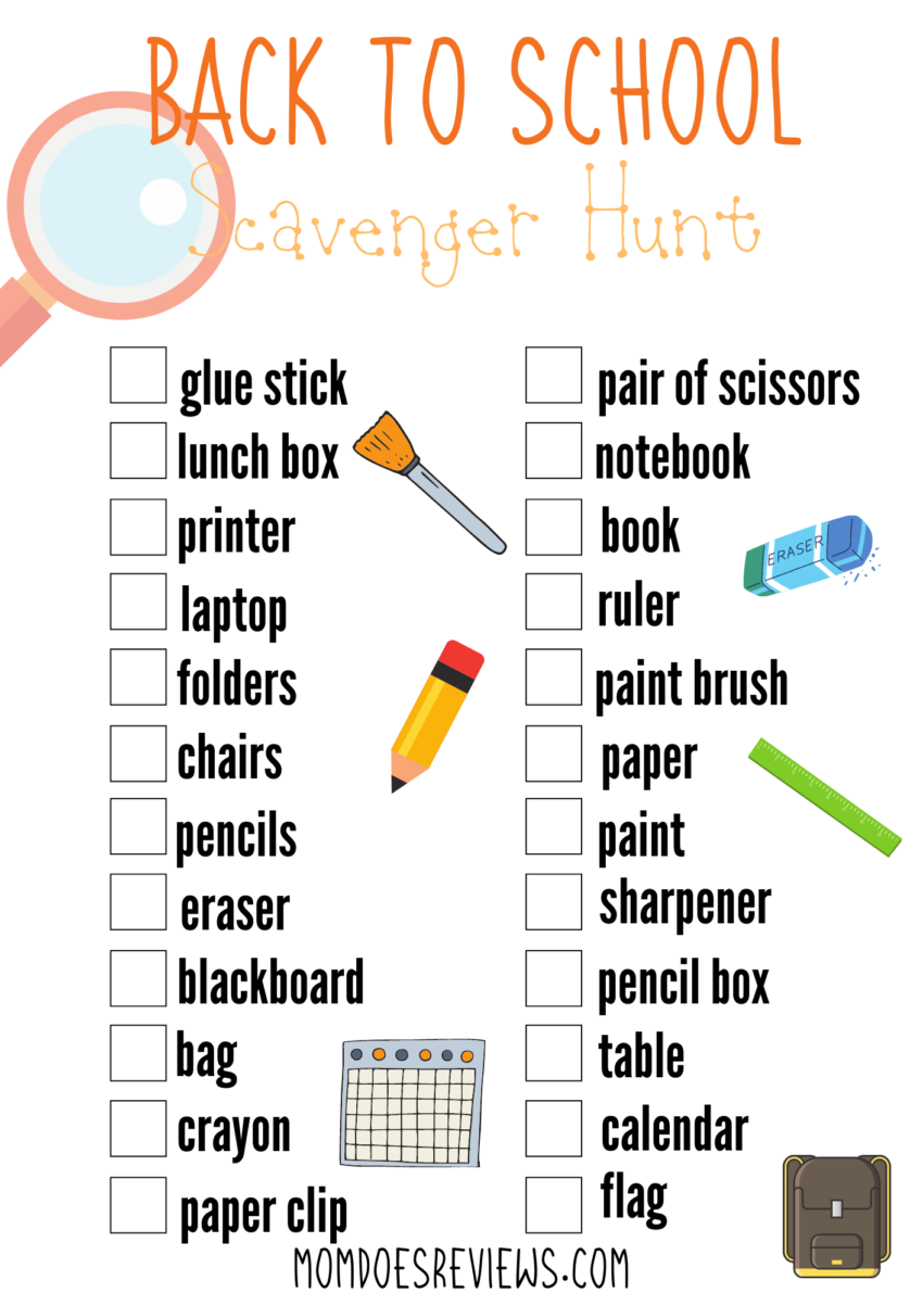 Back to School Activity Pack! Free #Printables! #bts #backtoschool #back2school20