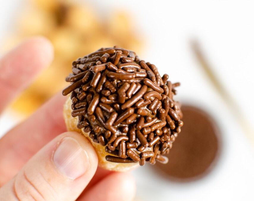 Nutella DonutAcorns