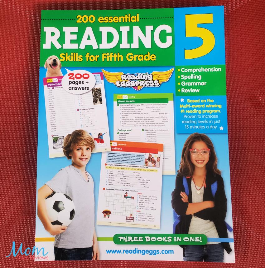 Reading Eggs Reading 5