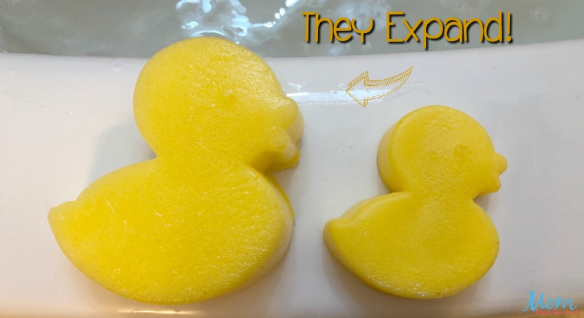 Make Bath Time Easier With Spongefuls
