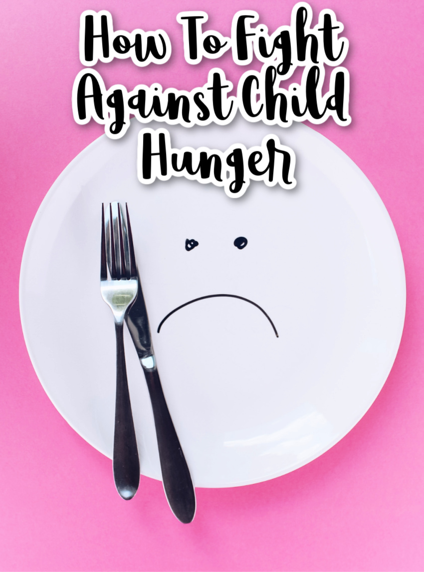 What You Can do to Help Fight Against Child Hunger