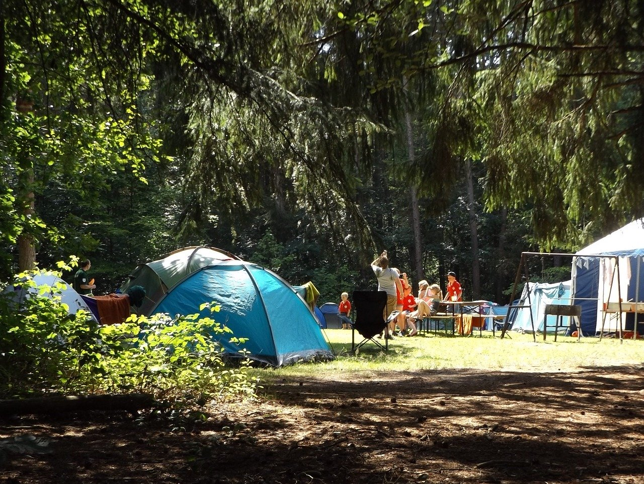 5 Tips for Taking Your Kids Camping This Labor Day
