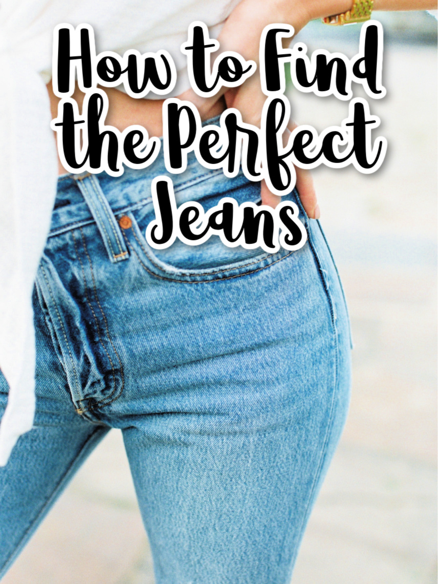 How to Navigate the Shapes, Cuts and Sizes of Jeans
