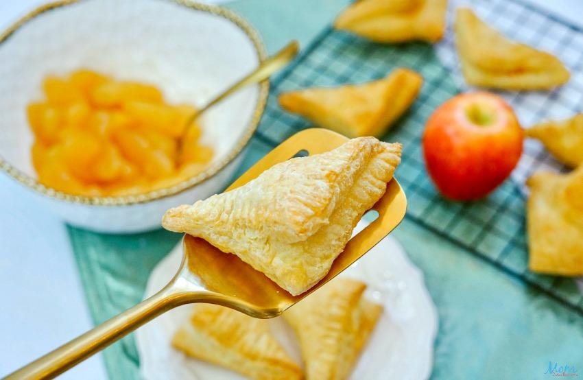 Air Fryer Apple Turnovers Recipe