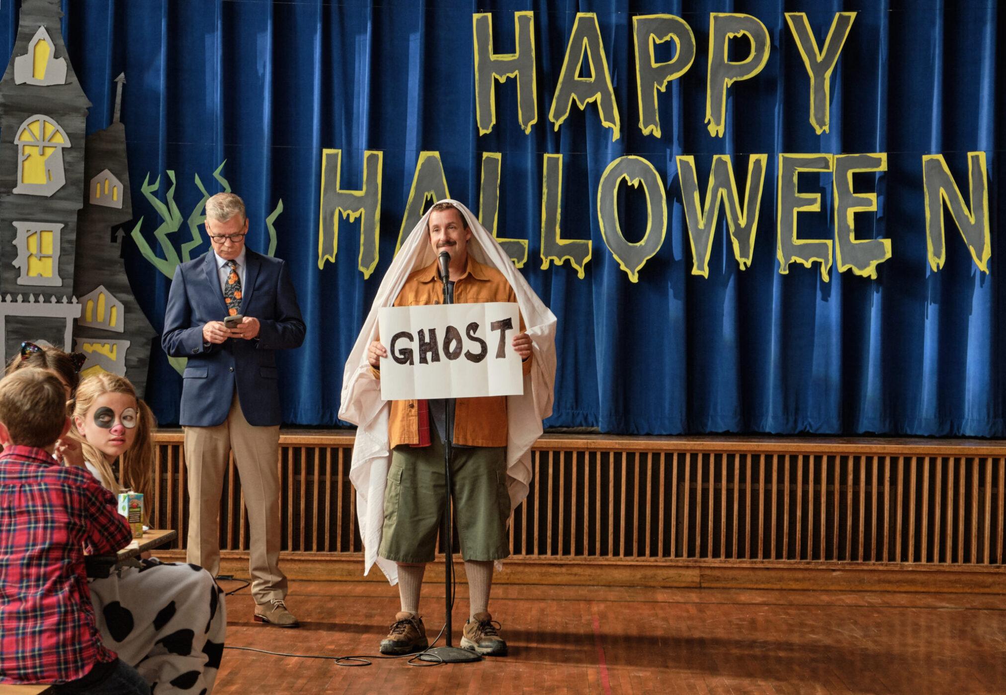 Get Ready for Hubie Halloween with Adam Sandler on Oct 7th! (Netflix) #HubieHalloween