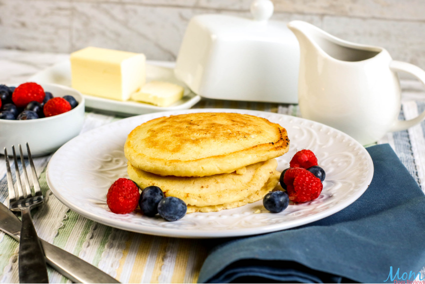 Easy Homemade Pancakes Recipe