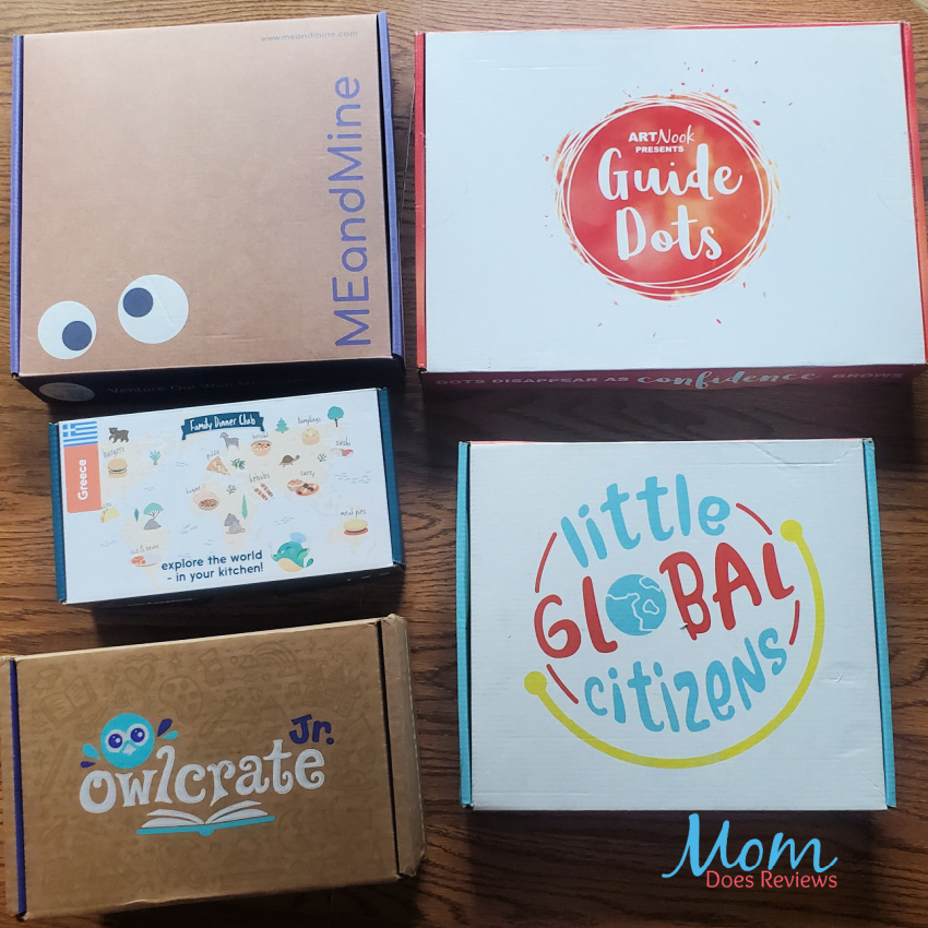 Our Favorite Educational Games and Subscription Boxes for 2020