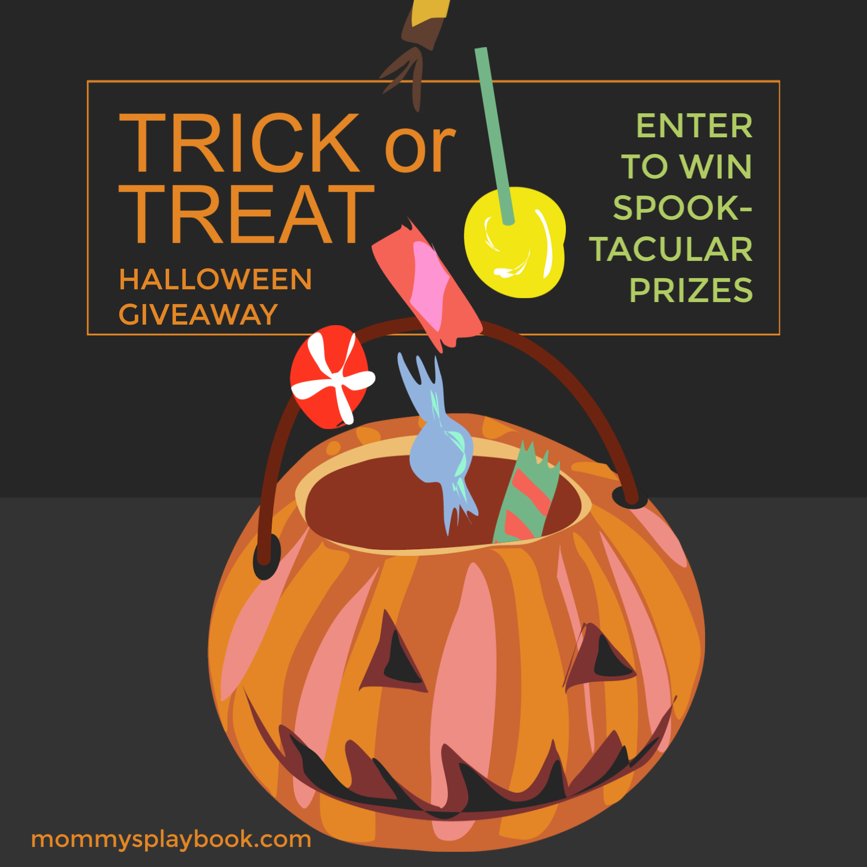#Win Trick or Treat prizes