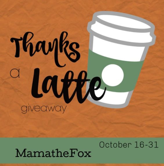 thanks a latte giveaway hop