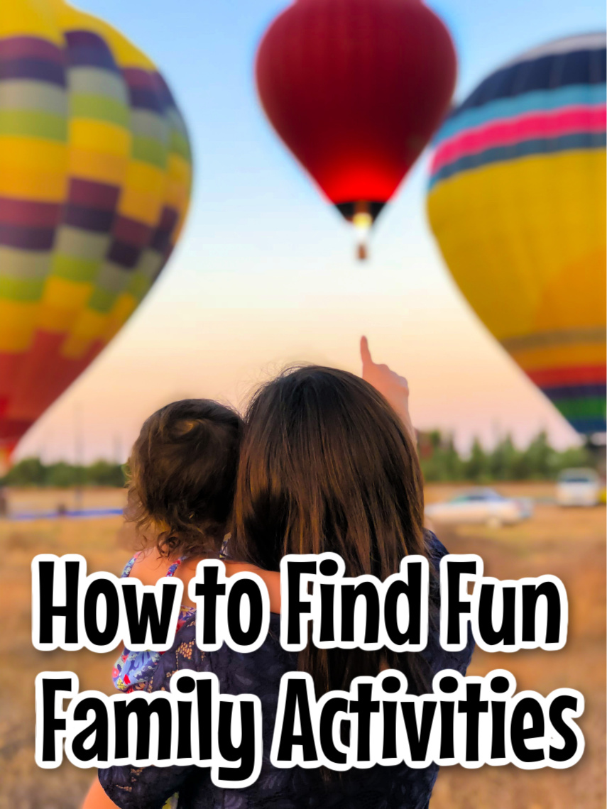 How to Find an Area to Move to With Plenty of Activities for Families