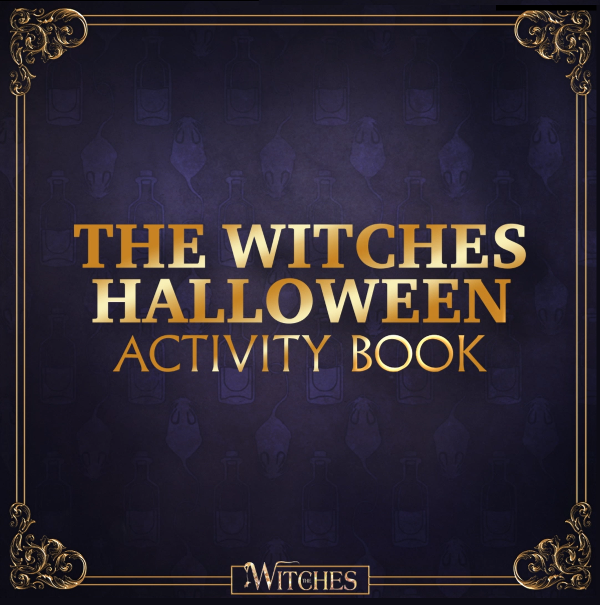 Halloween isn't Cancelled! Watch Roald Dahl's The Witches on HBO Max! #TheWitchesMovie #TheWitchesHBOMax