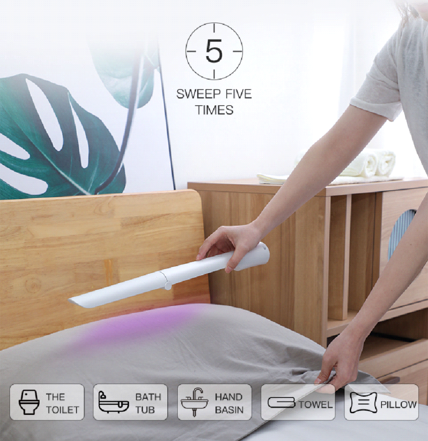 Keep Germs Out of Your Home with Allume, the UV Light Wand #MegaChristmas20