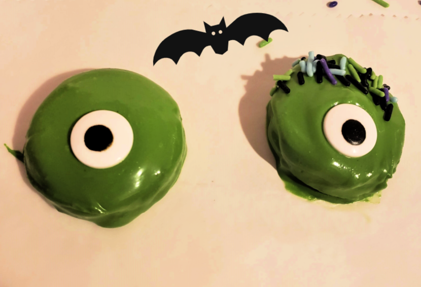 Monster Chocolate Covered Oreos
