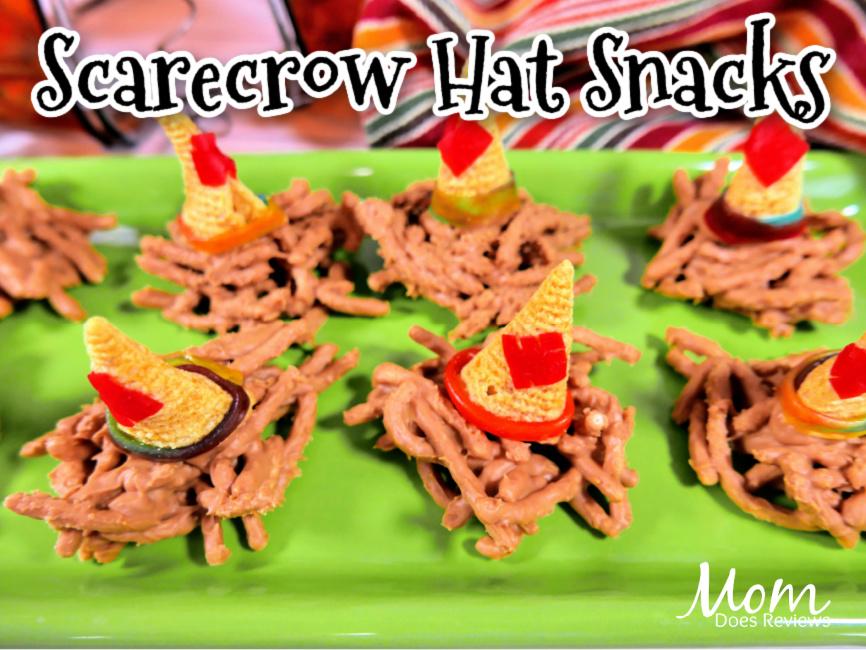 Scarecrow Hat Snacks