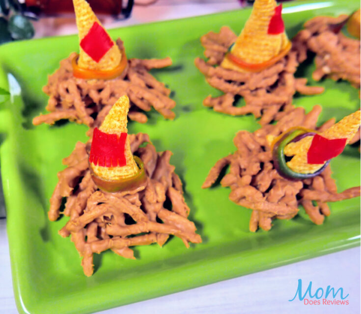 Silly Scarecrow Hat Snacks