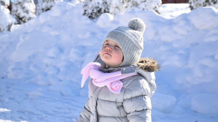 Top 5 Baby's Jackets to wear this winter