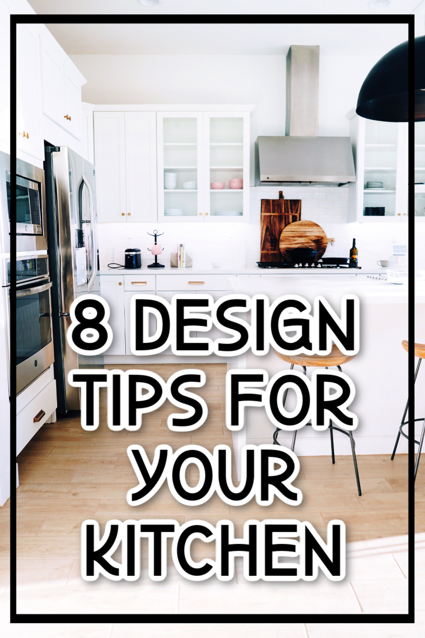 8 Design Tips to Make Your Kitchen Look Expensive for Less