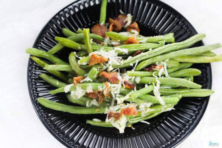 Bacon Parmesan Green Bean Recipe