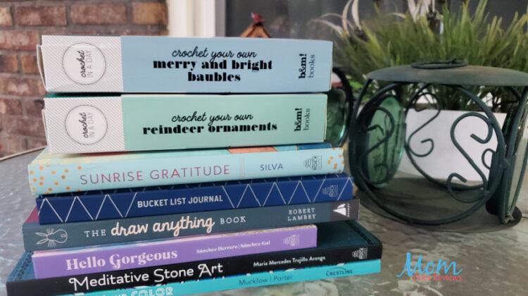New Books to Encourage Mom