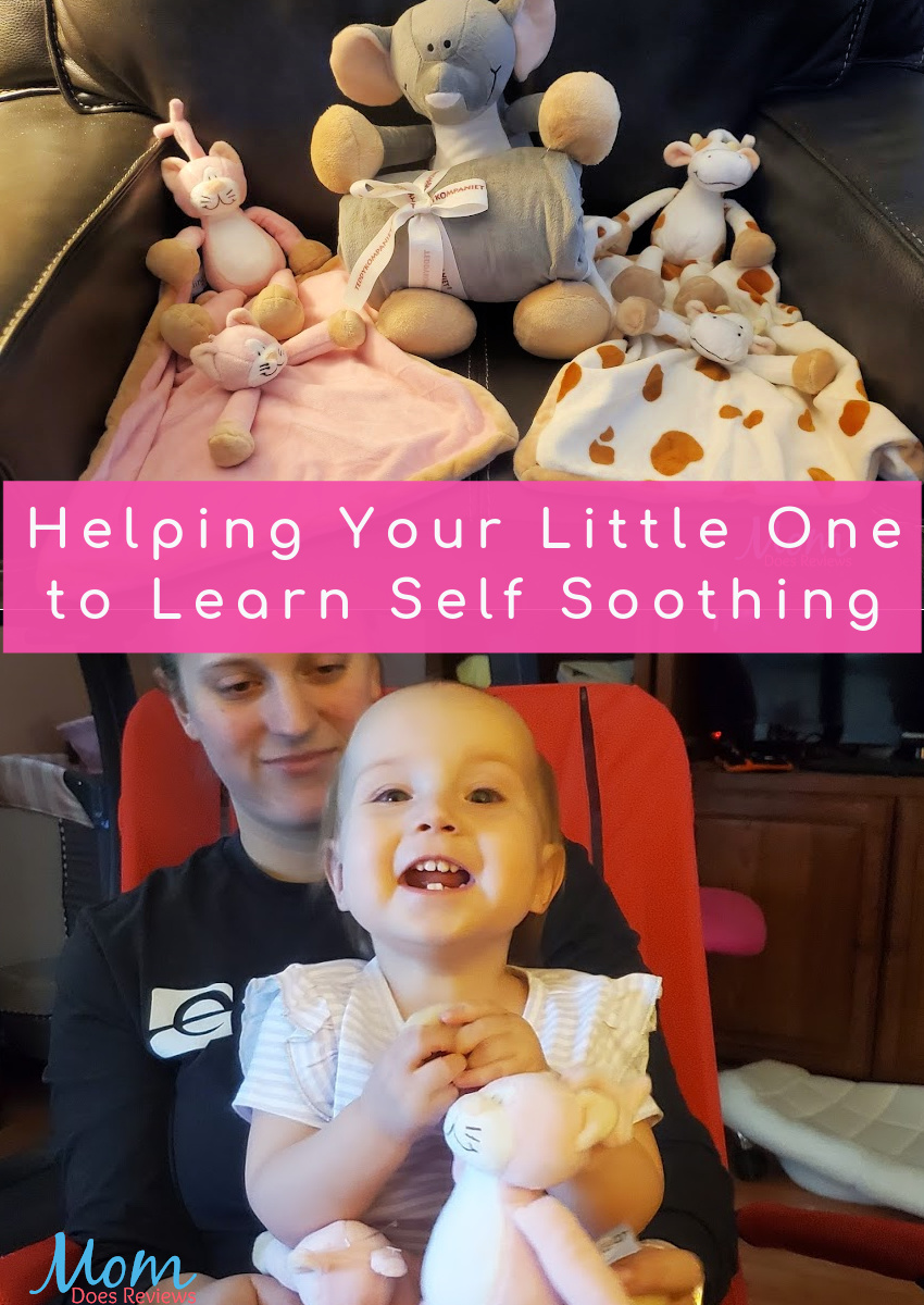Helping Your Little One to Learn Self Soothing