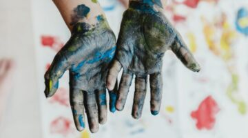 How to Create Artistic Spaces for Children to Explore and Create
