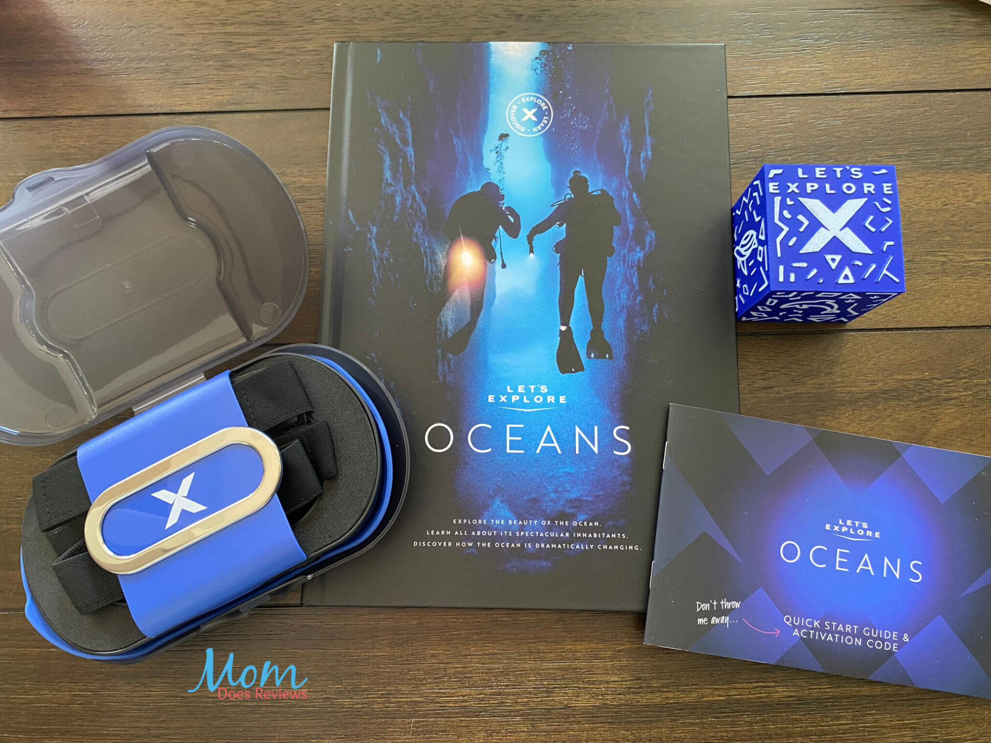 Let's Explore Oceans kit