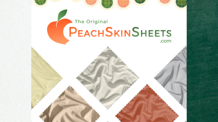 #Win Soft and Comfy PeachSkinSheets! US, ends 12/12