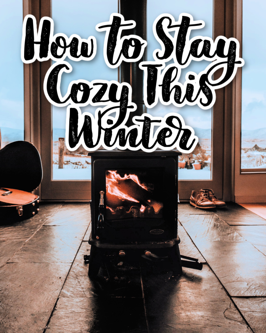 Staying Cozy This Winter with a Pellet Stove