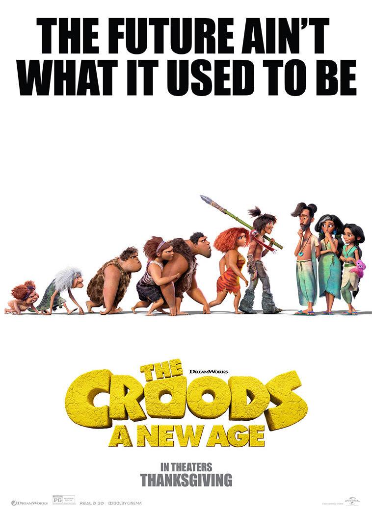 The Croods #Croodsnewage