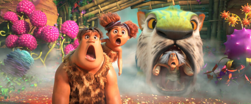 3 Reasons The Croods: A New Age is a Family Must-See Movie! #CroodsNewAge