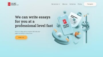 Get Help from DoMyEssay if You Need Someone to Write Your Essay