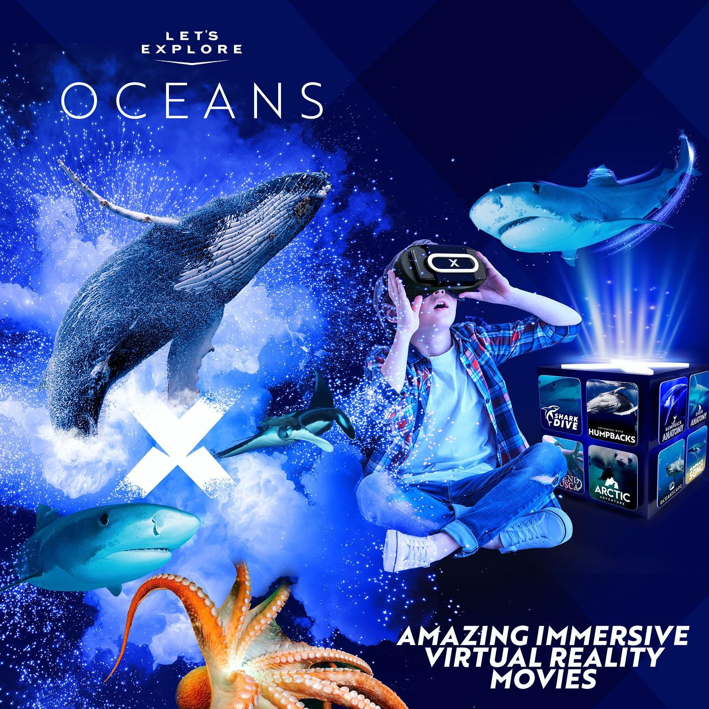 Immotion- Ocean VR